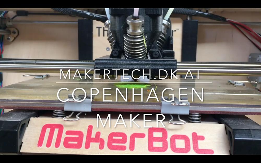 Copenhagen Maker Festival 2016