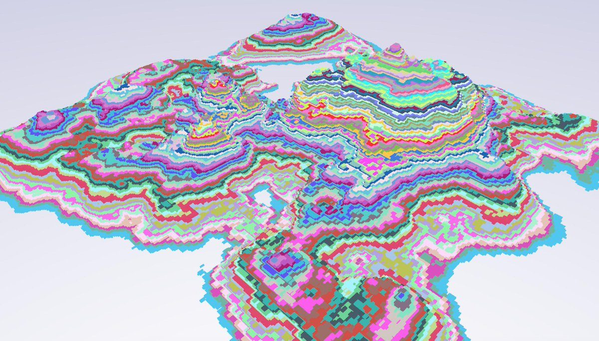 Tales From a Voxel World, part 2: First experiment with ray marching
