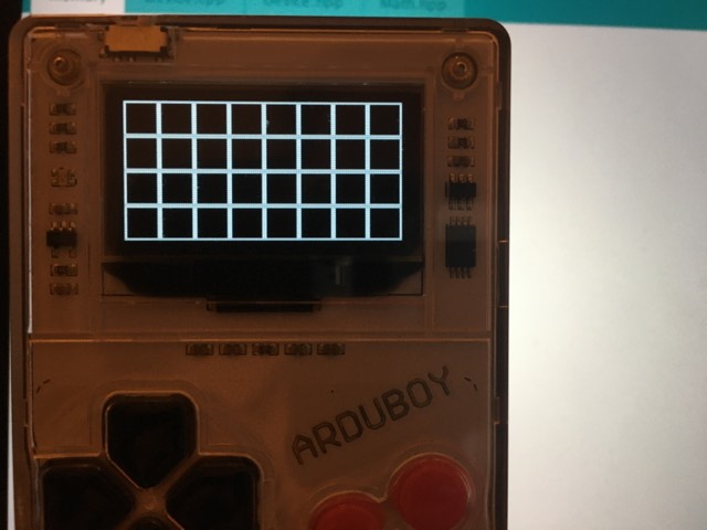 Arduboy Memory Game #1: Getting started